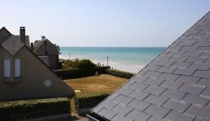 Location Vue sur mer Hauteville sur mer manche14
